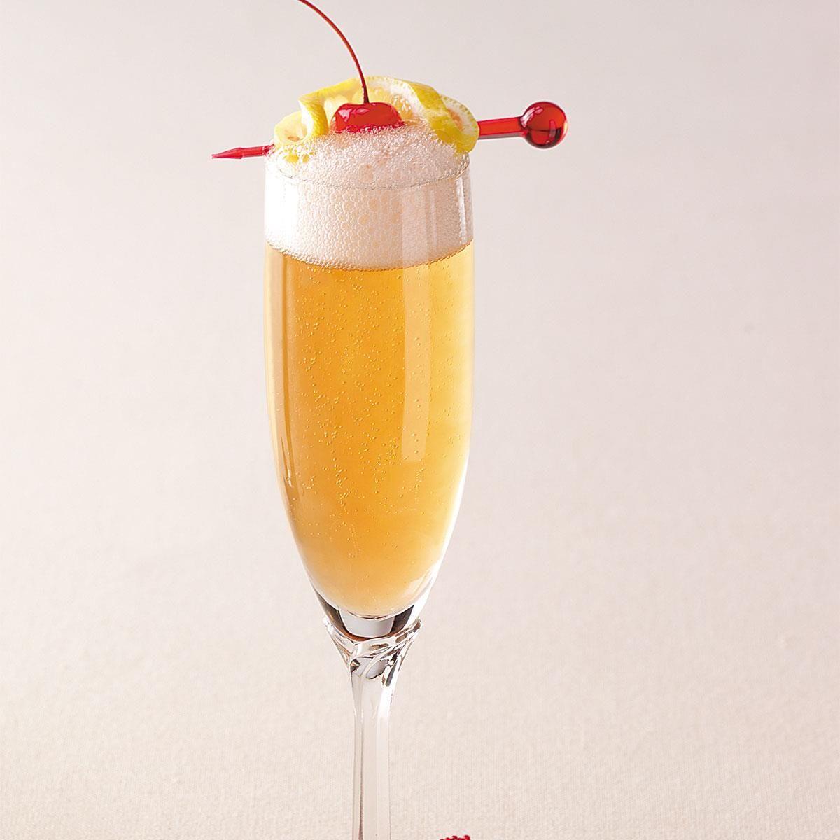 Champagne Recipe, Champagne