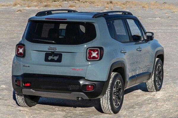 2015 jeep renegade trailhawk transportation jeep renegade fiat rh pinterest com