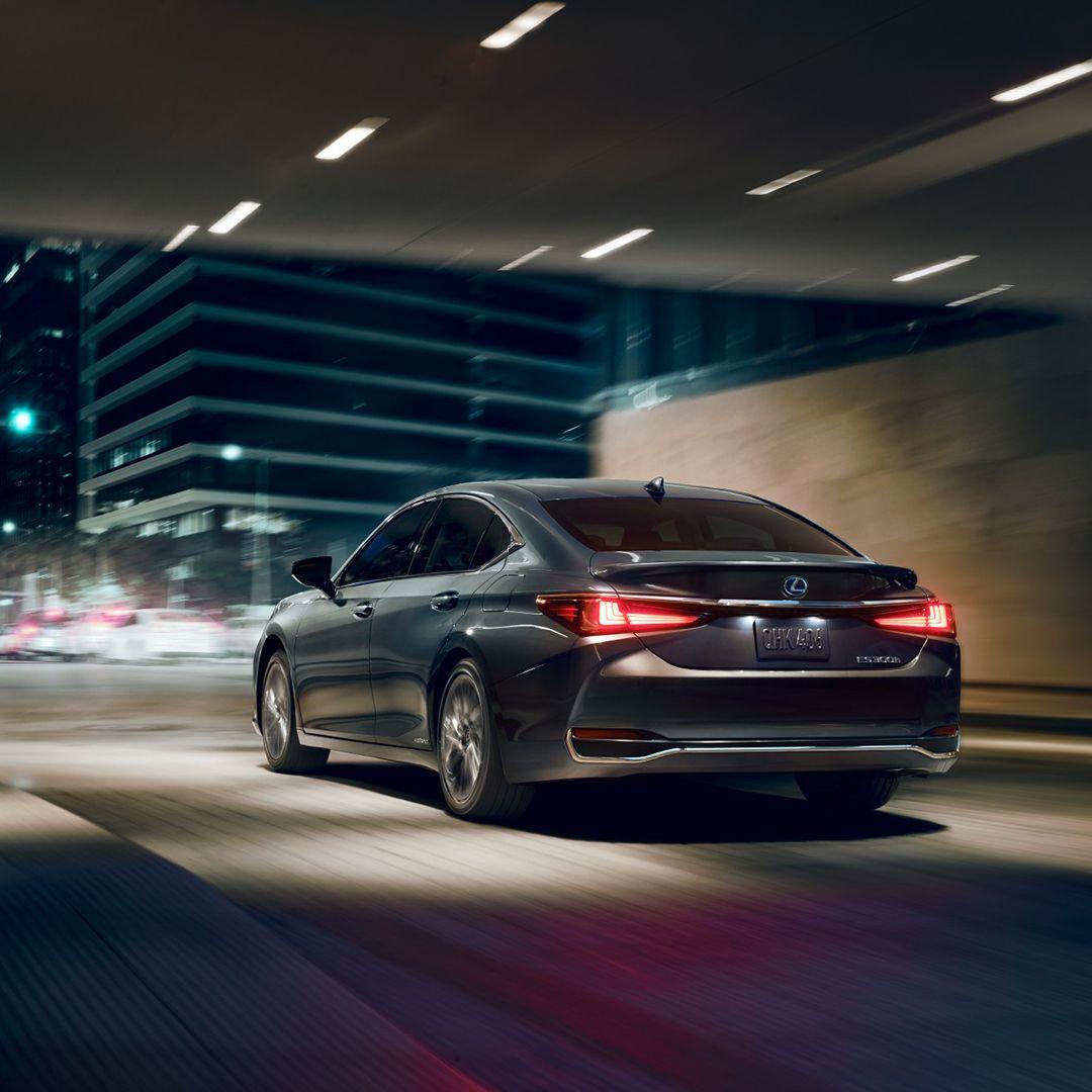 Where would you drive the 2019 Lexus ES? Lexus es, Lexus