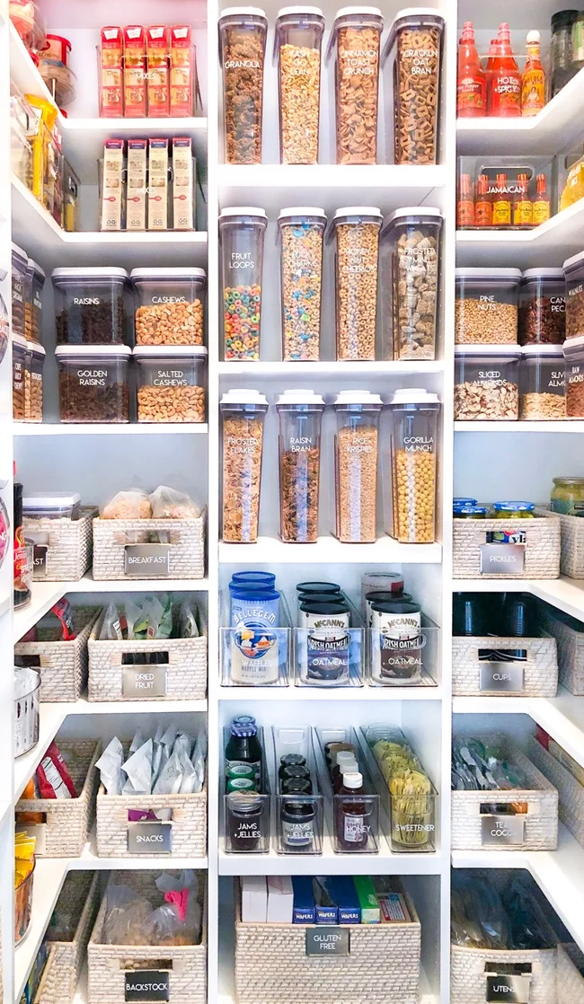 The Smartest Way to Organize Your Pantry