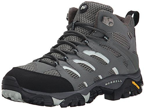 88d02c2ab4 Merrell Men's Moab Mid Waterproof Hiking Boot in 2019 | Hiking boots ...