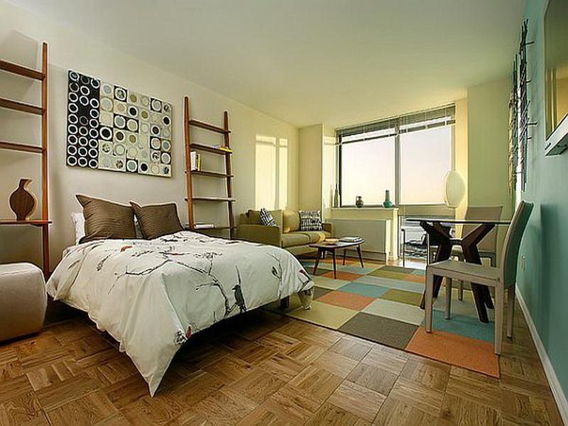 Studio apartment decorating ideas ideas for studio - Divider ideas for studio apartments ...
