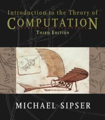 Introduction To The Theory Of Computation 3rd Edition Pdf Theory Of Computation Introduction Theories