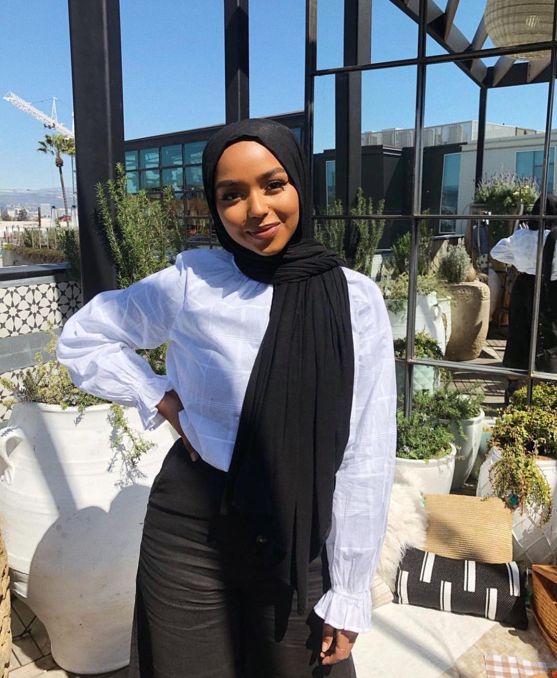 Pin by YSS on Hijabi Fashion ☼☾☆ Hijab fashion, Muslim