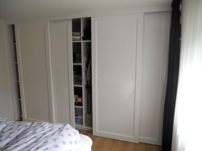 kledingkast schuifdeur google zoeken slaapkamer pinterest