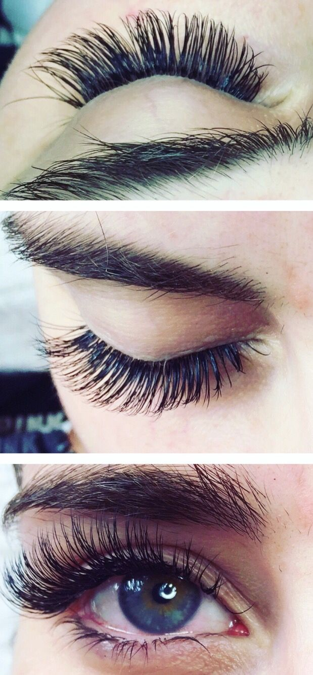 a2b9666eca0 Classic 1D lash extension by Nicole @nicole_nails_lashes | Beauty ...