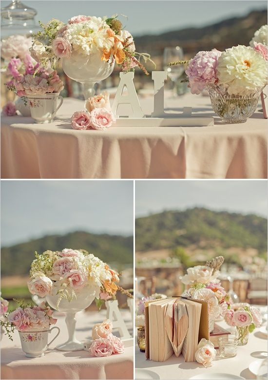 romantic wedding decor ideas