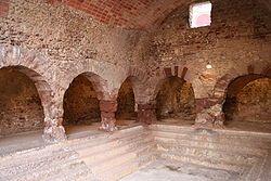 Caldas de Montbui - Termas romanas.