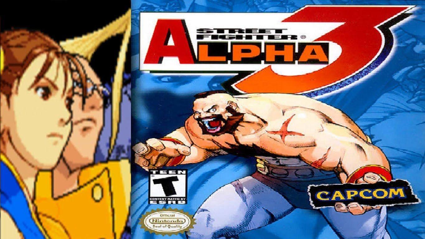 Street Fighter Alpha 3 Dramatic Battle Chun Li And Charlie