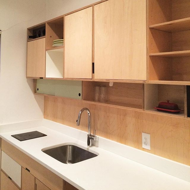 kerf design kitchen counter top is installed and looking great we rh pinterest com