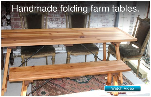 Foldable Farm Tables Google Search Help Us Build A Table