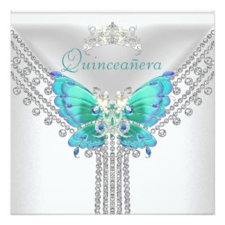 Blue Quinceañera Gifts - T-Shirts, Art, Posters & Other Gift Ideas ...