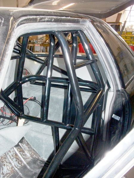 Cage Around Seat Metal Fab Ideas Roll Cage Tube