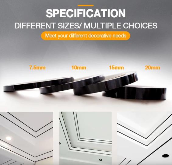 Free Shipping Ceramic Tile Mildew Waterproof Gap Tape