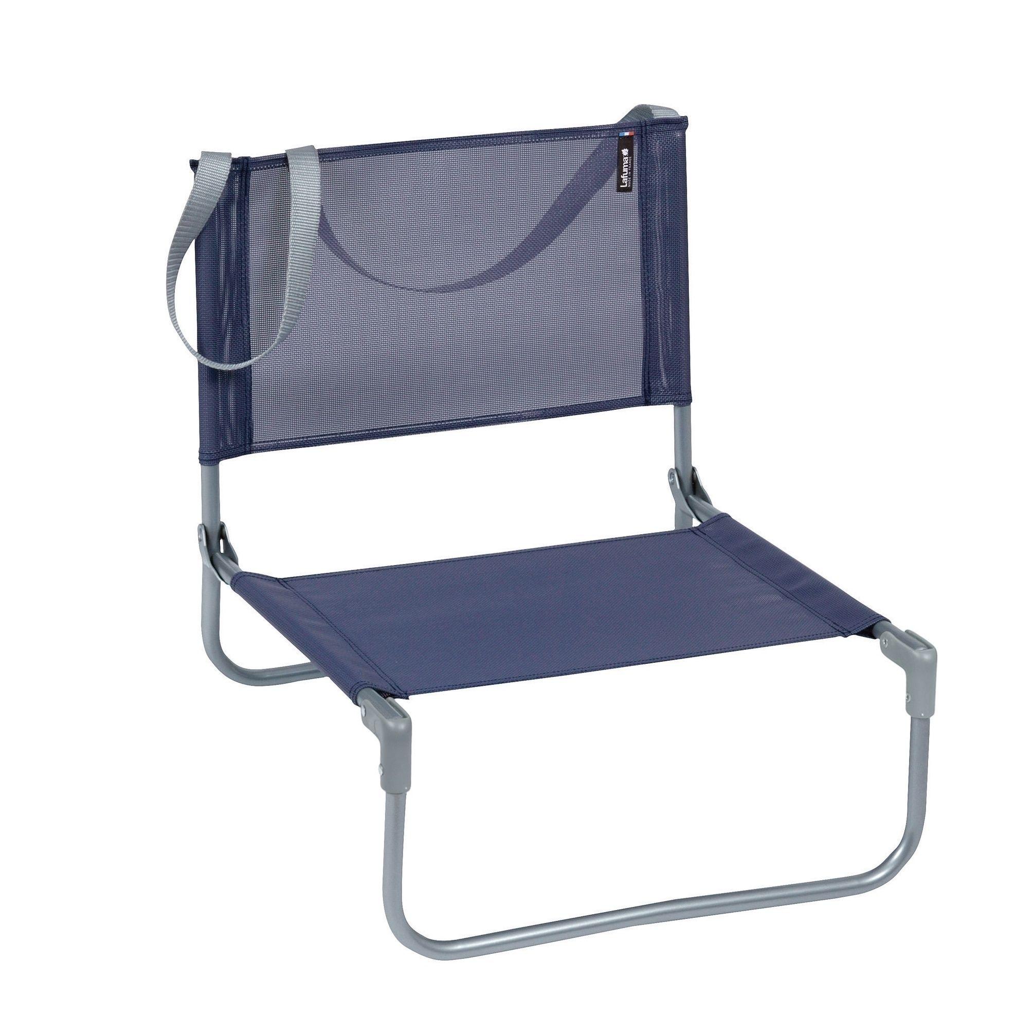 lafuma cb alu brut aluminum frame folding chair with ocean batyline rh pinterest com