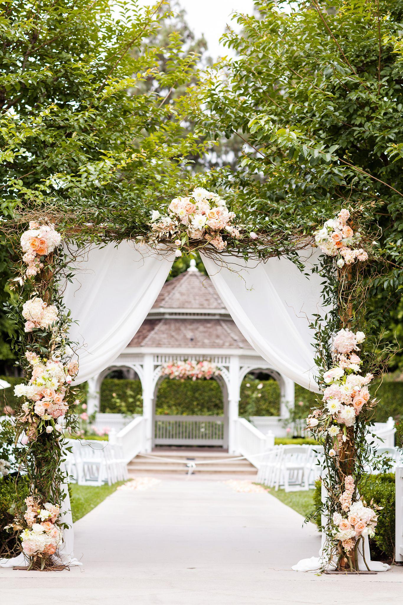 small beach wedding ceremony ideas%0A Pretty wedding venue More