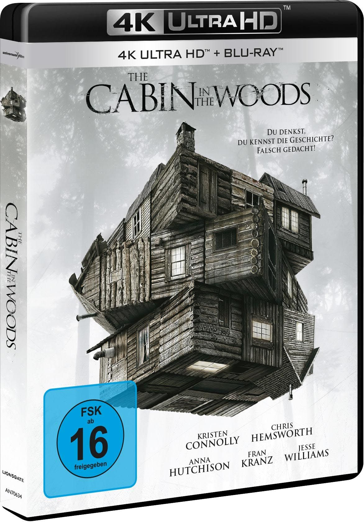 The Cabin In The Woods Ganzer Film Deutsch
