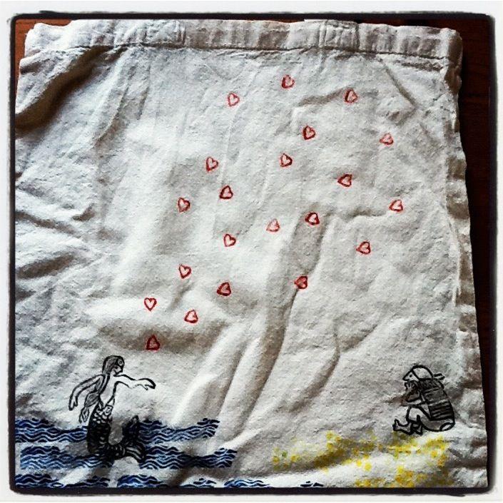 Textiel bedrukken Tutorial