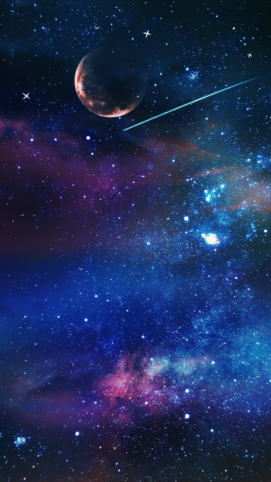 Vibrance Of The Universe With Images Galaxy Wallpaper Cellphone Wallpaper Nature Wallpaper