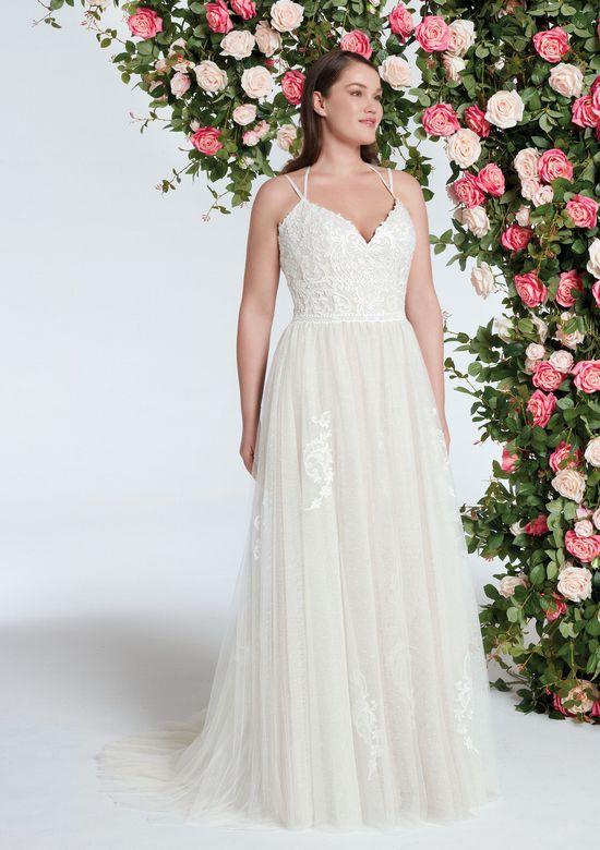 Style 11092 Bikini Neckline Light English Net Dress In 2020 Dresses Wedding Dresses Gowns