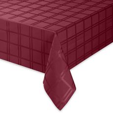 "Origins Microfiber 70"" Square Tablecloth.  BBB $19.99"