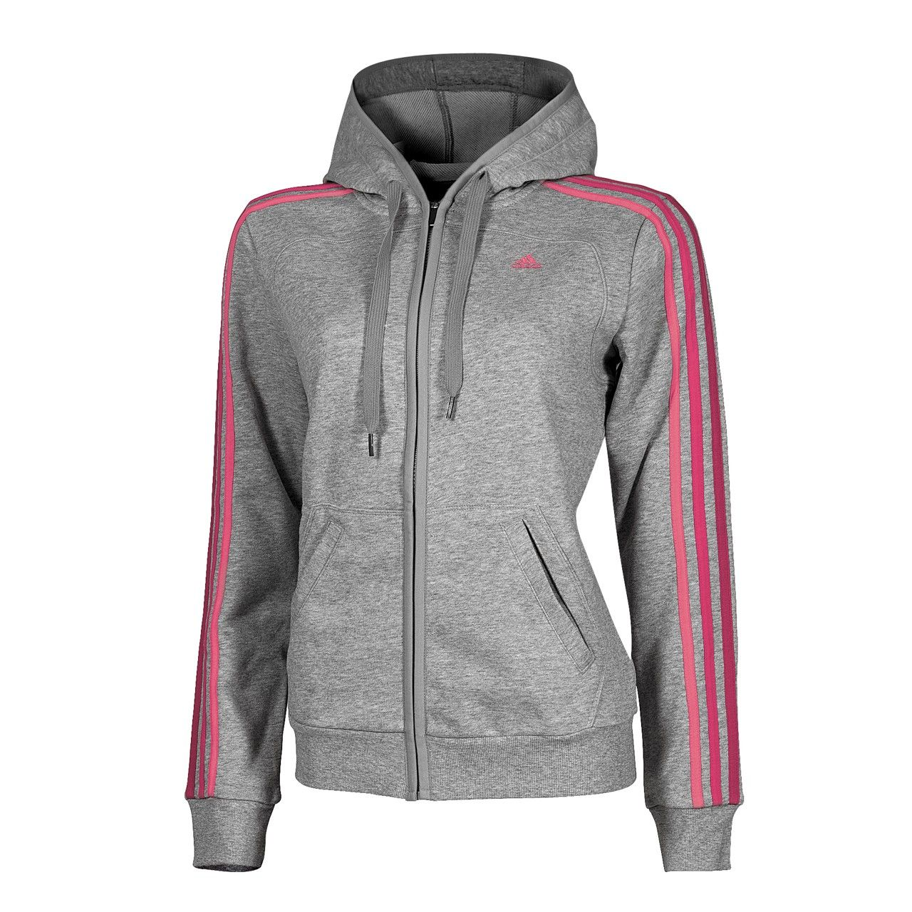 $1,099.00 Sudadera #Adidas Cuenta con un cierre frontal