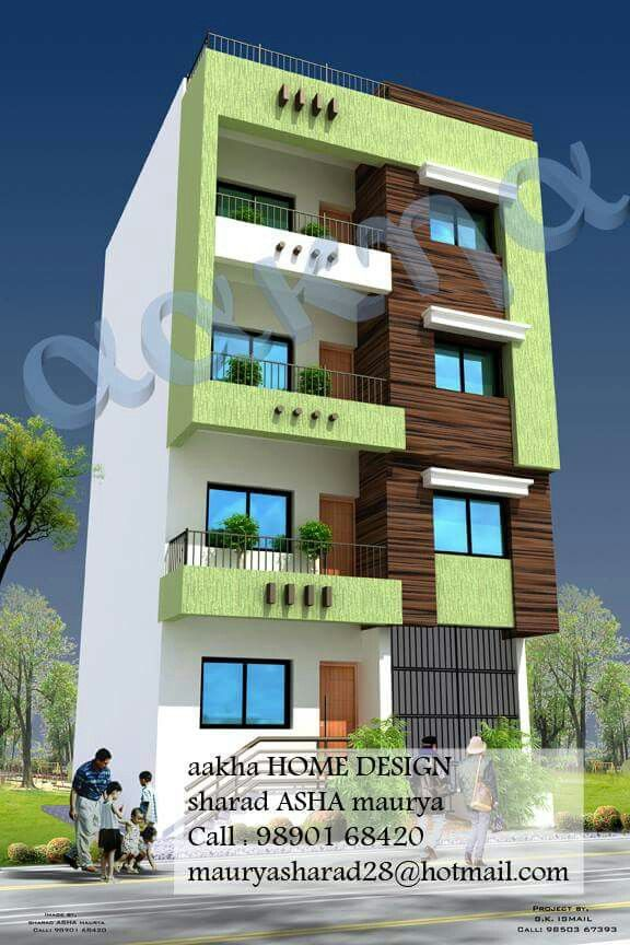 Exceptional G+3 Home Design Part - 3: House · G3