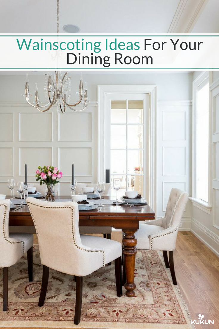 The Best Wainscoting Ideas For Your Dining