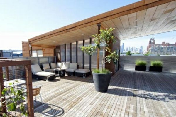 Covered Terrace 50 Ideas For Patio Roof Of Modern Houses Patio Rooftop Patio Architecture