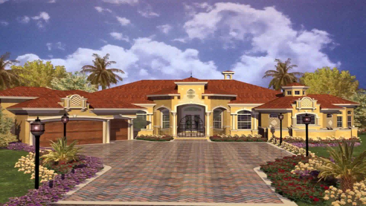 Spanish Mediterranean House Plans Awesome Spanish Mediterranean Style Homes In 2020 Mediterranean House Plans Spanish Style Homes Spanish Style