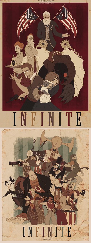 Would You Watch a BioShock Infinite Anime? - Cheezburger