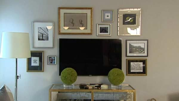 Decorating Blank Walls You Don T Have To Use Expensive Art Or Spend A Lot Of Money On Frames Decorate Those Boring