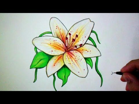comment dessiner une fleur de lys tutoriel apprendre dessiner pinterest comment. Black Bedroom Furniture Sets. Home Design Ideas