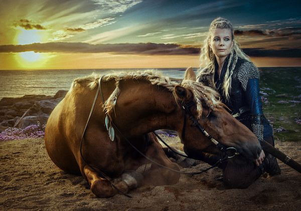 A Viking Lagertha Cosplay Photoshoot Is One Hell Of A Birthday Present 755a37d0be01b
