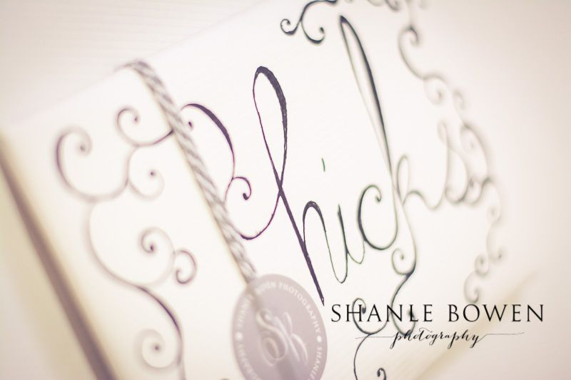 Shanle Bowen Photography - shanle-bowen.com   I love it when I have time to hand letter the packaging for my client orders! It gives it that special something.