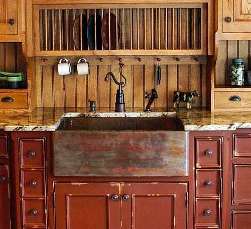 Image Result For Copper Sinks With
