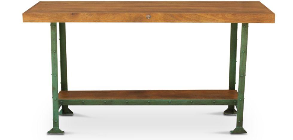 table de salle manger rtro design vintage industriel