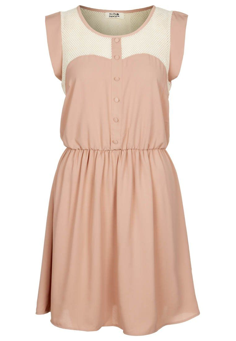 Pastel retro dress, could really see this with pearls :)