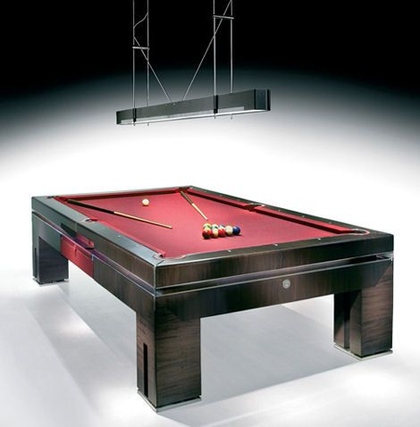 Luxury European Furniture From Tresserra Collection Luxury Pool - How heavy is a pool table