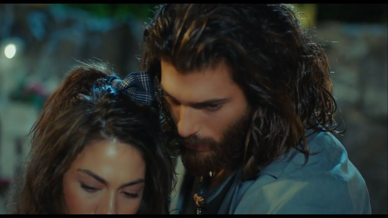 Erkenci Kus 40 Sanem Can Right Here Waiting For You Richard Marx Right Here Waiting Richard Marx Sanem