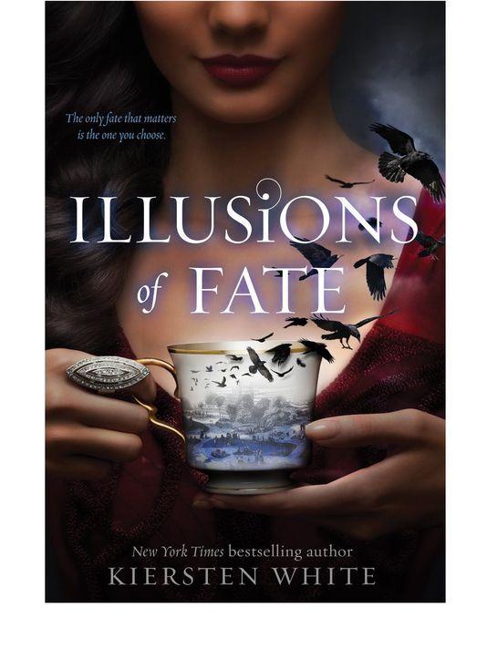 Interview Kiersten White Author Of Illusions Of Fate Illusions Fantasy Books Good Books