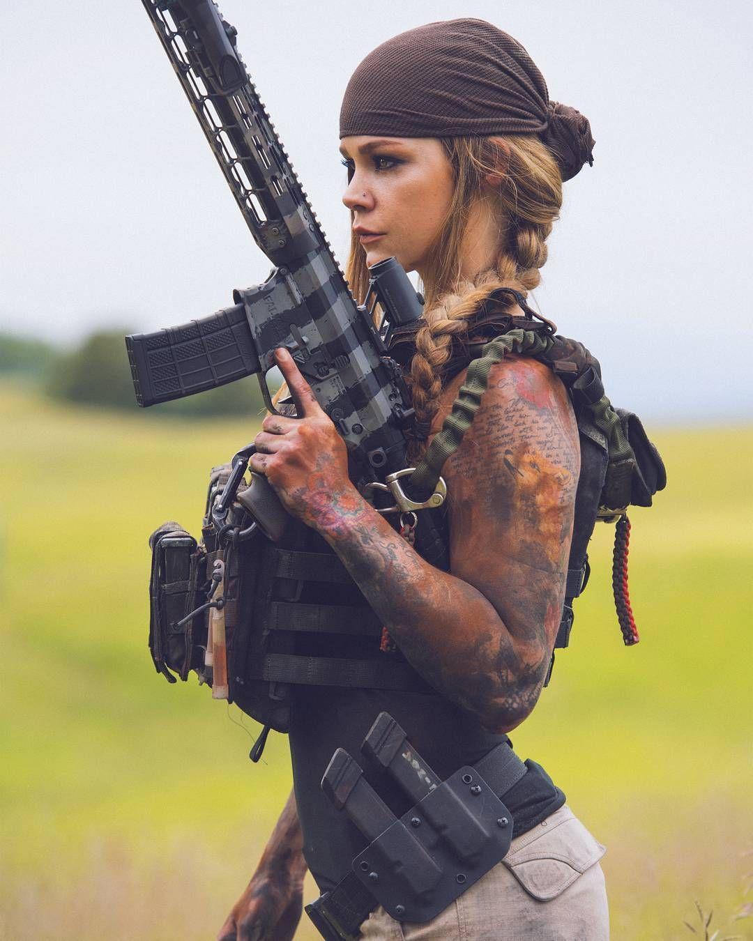 Девочка с пулеметом картинки