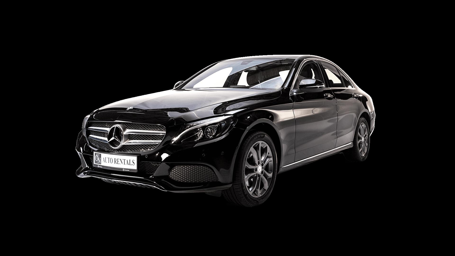 Mercedes Benz C 200 D Limousine Amg Avantgarde Exterior Rent A