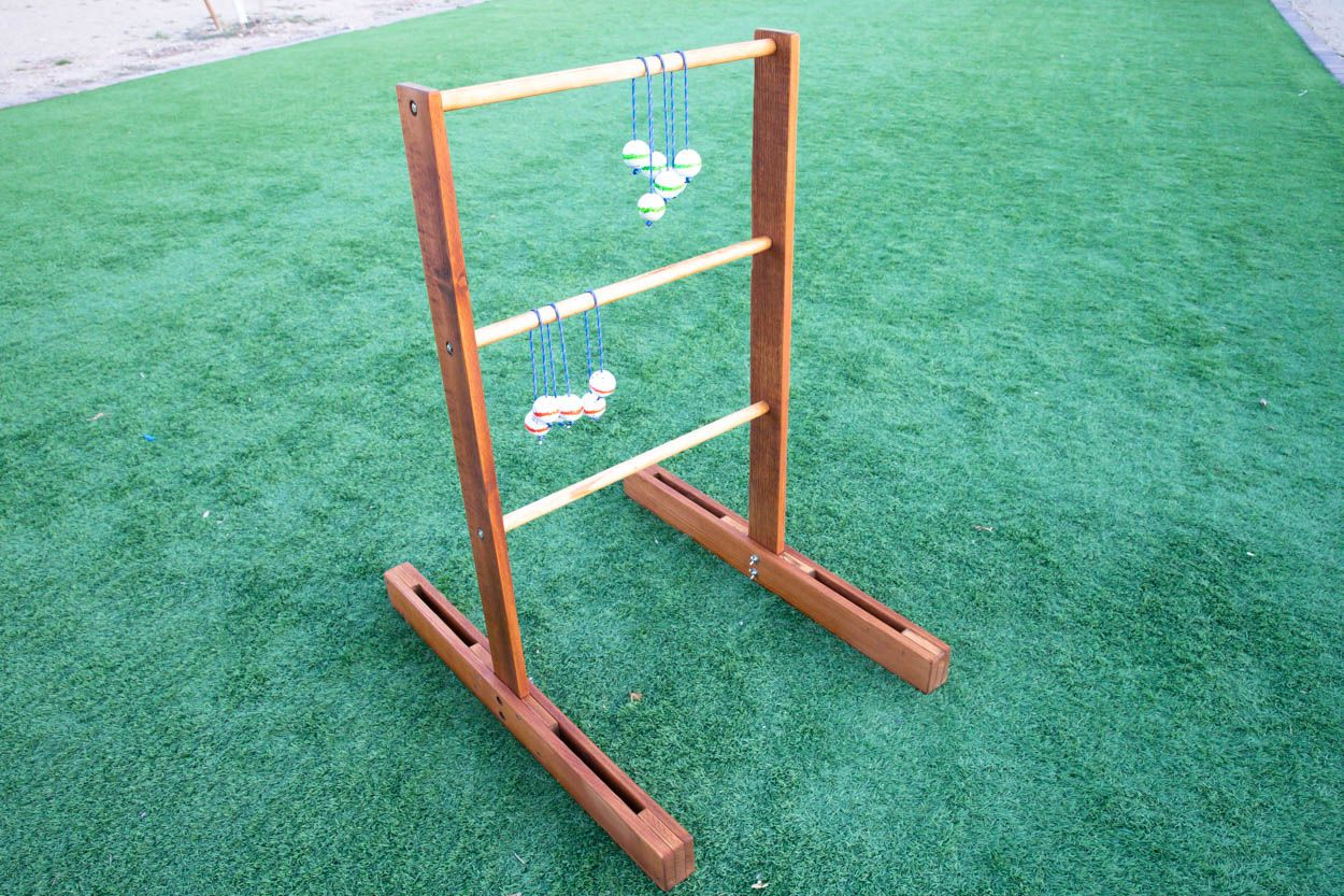 5 tool challenge diy ladder golf game in 2020 ladder