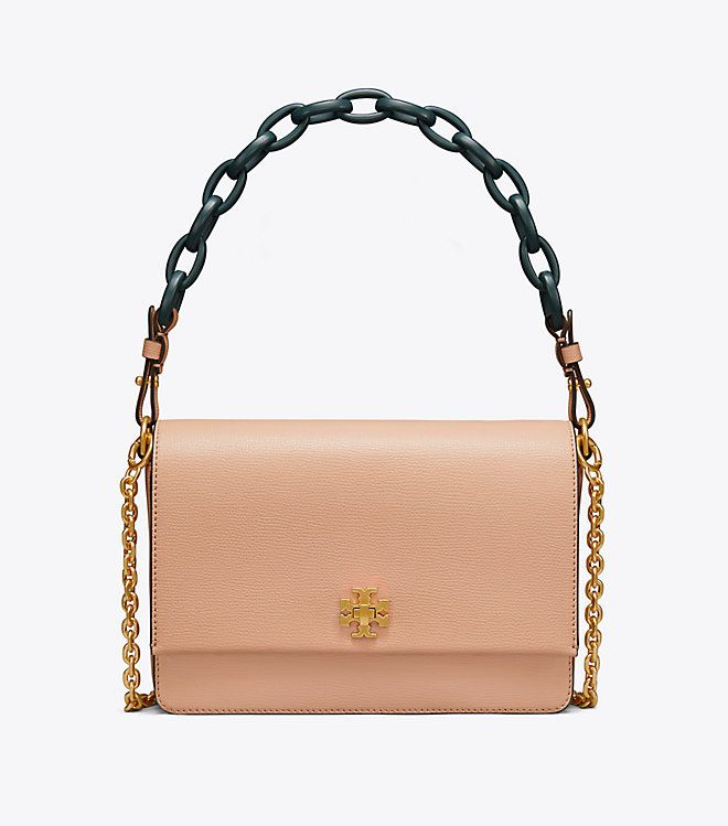 252f6e01ccd0 Visit Tory Burch to shop for Kira Double-strap Shoulder Bag and more Womens  Shoulder Bags. Find designer shoes