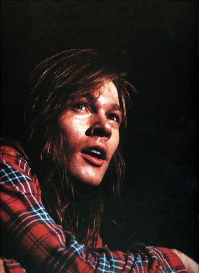 Axl Rose ( Guns N'Roses)