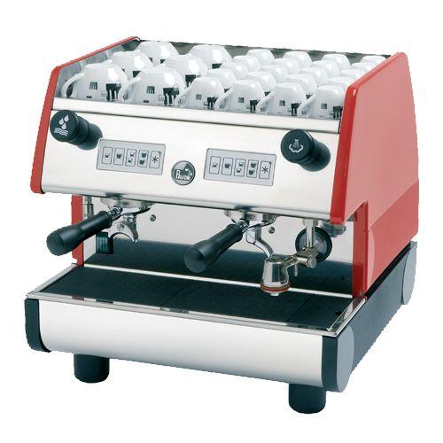 La PAVONI BAR en PUB espresso machines voor particulier en horeca toepassing.