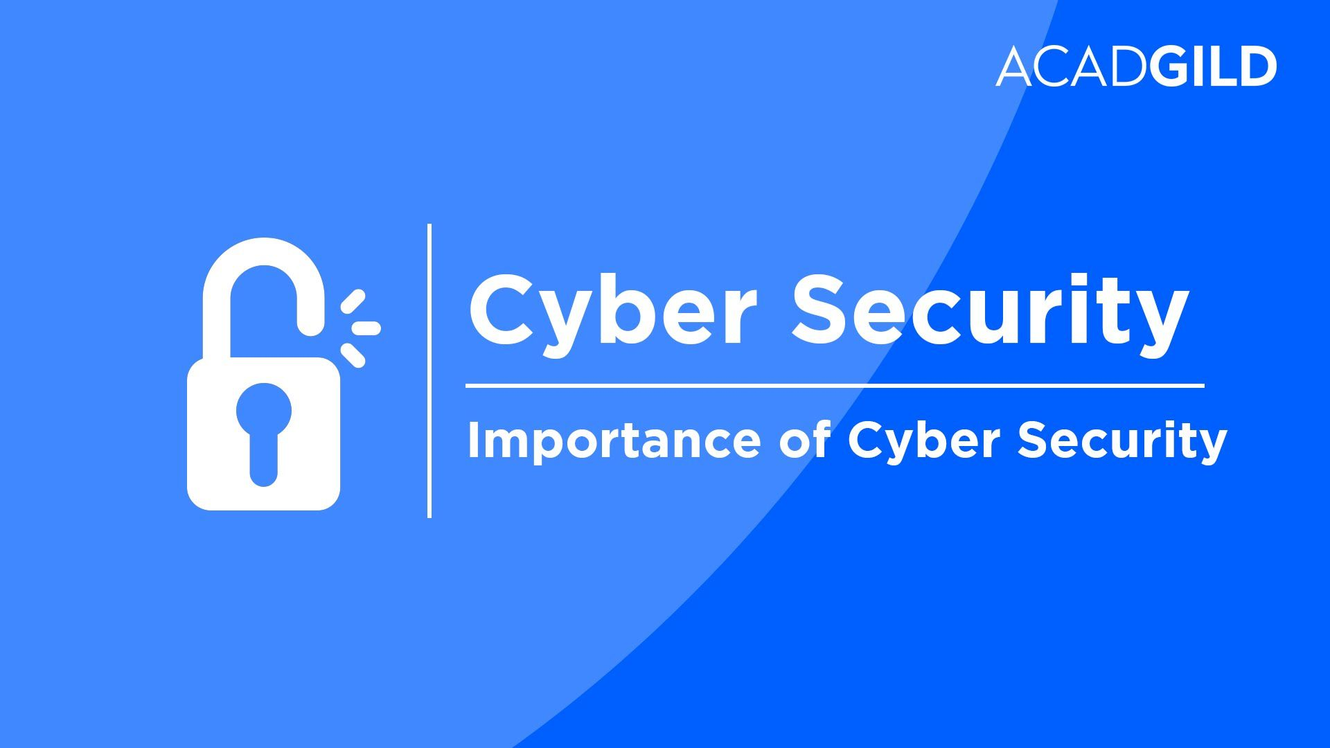 Learn The Important Aspects Of Cyber Security And See How Its Importance For Information Security To Sav Cyber Security Cyber Security Course Security Training