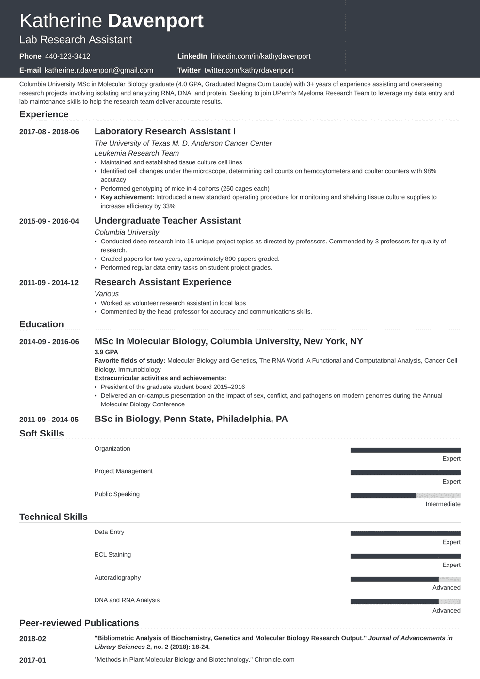 Research Assistant Resume Template Influx Resume Examples Research Assistant Resume Skills