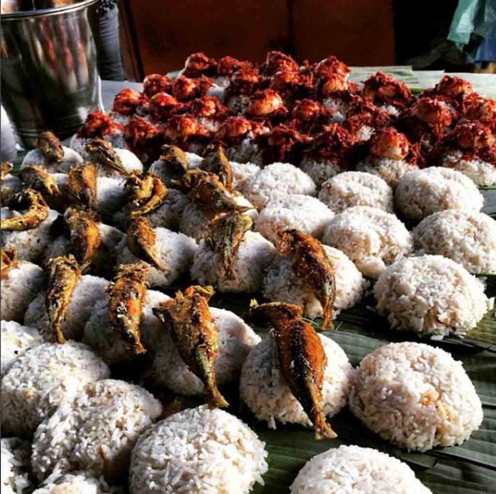 Ultimate Penang Halal Food Guide For Muslim Travelers Nasi Lemak Halal Recipes Food